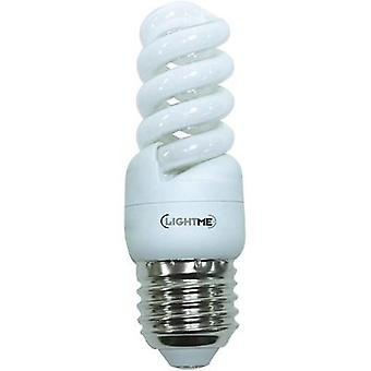 Energy-saving bulb 96 mm LightMe E27 9 W EEC: A Spiral shape Content 1 pc(s)