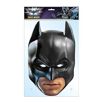 Offizielle DC Comics Batman Karte Partei Gesichtsmaske