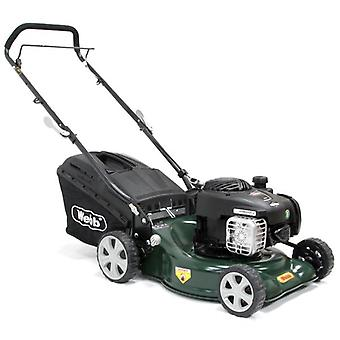 Webb R16HP 16inch Hand Propelled Rotary Petrol Lawnmower