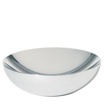 Alessi Bowl DOUBLE 25 cm from polished stainless steel - DUL02/25