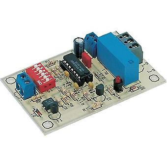Timer Assembly kit Conrad Components 115975 9 Vdc, 12 Vdc 0.0084 secs - 19.5 hrs