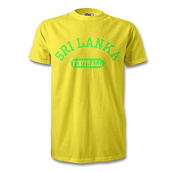 Sri Lanka de Football T-Shirt