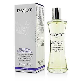 Payot Le Corps mince Ultra Performance remodelage anti-eau Body huile 100 ml/3,3 oz