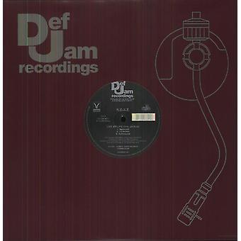 N.O.R.E - Live My Life [Vinyl] USA importerer