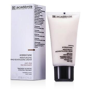 Academie Hypo-Sensible Moisturizing & Revitalizing Cream (Tube) - 50ml/1.7oz