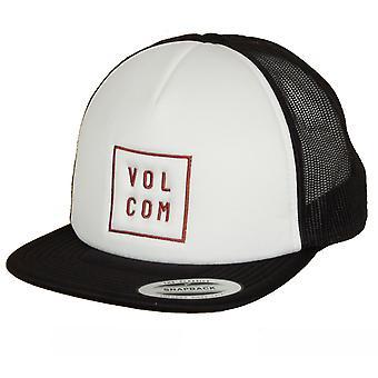 Volcom Trucker Flatbill Snapback gorra ~ pila