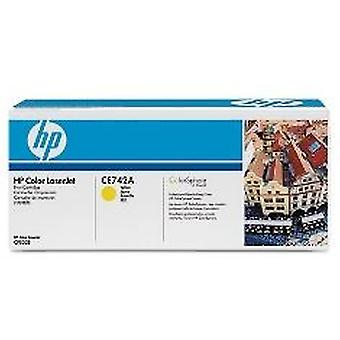 HP 7300 Toner CE742A yellow pages (Home , Electronics , Printing , Ink)