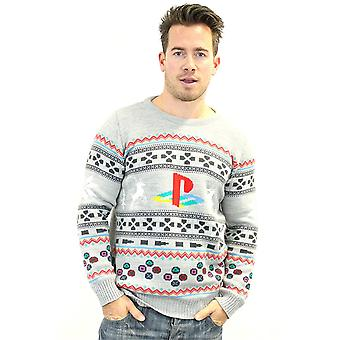Cavalier de Noël officiel PlayStation Console / pull
