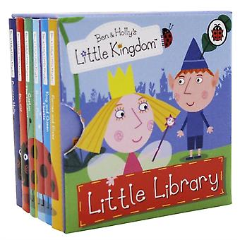Ben and Holly's Little Kingdom: Little Library (Ben & Holly's Little Kingdom) (Hardcover) by Ladybird