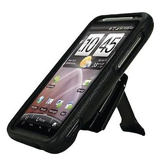 Body Glove Snap-on Case for HTC ThunderBolt - Black (9208501)