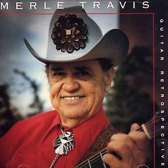 Merle Travis - Guitar Retrospective [CD] USA import