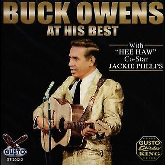 Buck Owens - på hans bedste [CD] USA import