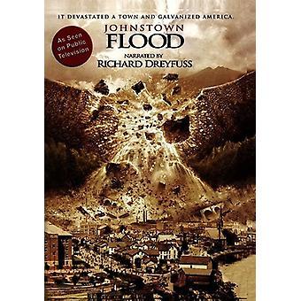 Johnstown Flood [DVD] USA importerer