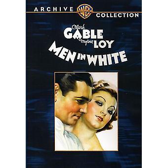 Importer des hommes en blanc [DVD] é.-u.