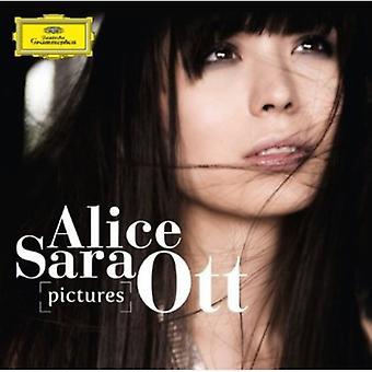 Alice Sara Ott - Pictures [CD] USA import