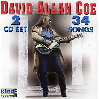 David Allan Coe - Original Outlaw of Country Music [CD] USA import