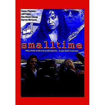 Små tid [DVD] USA importerer