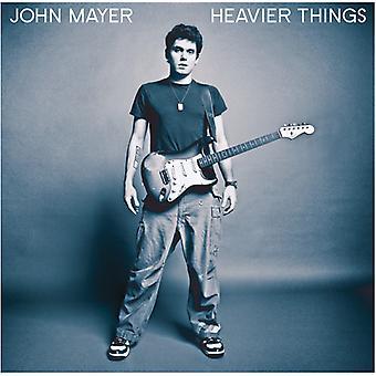 John Mayer - import USA cięższe rzeczy [Vinyl]