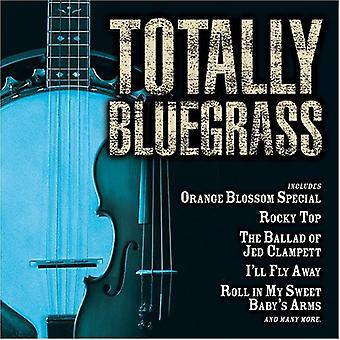Totally Bluegrass - Totally Bluegrass [CD] USA import
