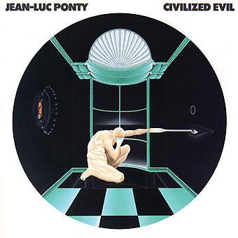 Jean-Luc Ponty - Civilized Evil [CD] USA import