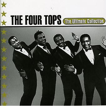 Four Tops - Ultimate Collection [CD] USA importieren