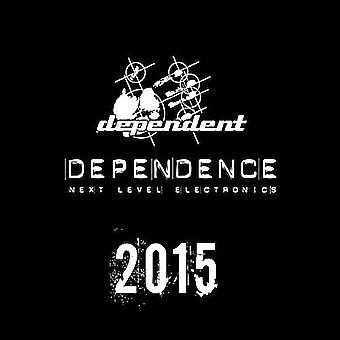 Afhængighed af 2015 - afhængighed 2015 [CD] USA import