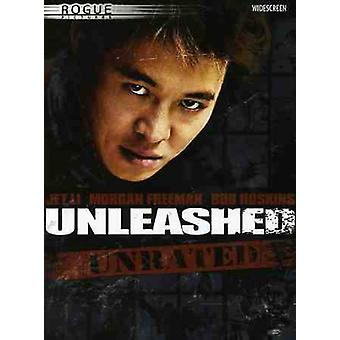 Unleashed [DVD] USA import