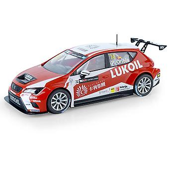 Scalextric Wos Seat León Tcr Oriola (Toys , Vehicles And Tracks , Slot , Cars)