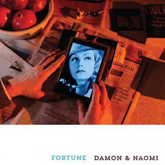 Damon & Naomi - Fortune [Vinyl] USA importerer