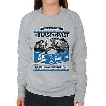 SUS fra fortiden Bioshock kvinders Sweatshirt