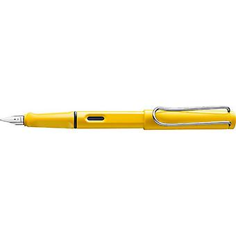 Lamy Safari Steel Nib Plastic Fountain Pen  - Yellow