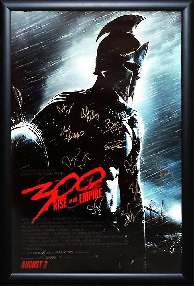 300: Rise of an Empire - Signed Movie Poster