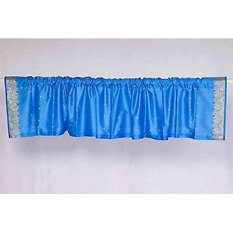 Blau - Rod Tasche Top It Off handgemachte Sari Volant - paar
