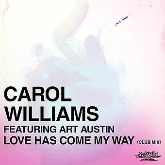 Williams, Carol / Austin, konst - kärlek har kommit min väg (Club Mix) [CD] USA import