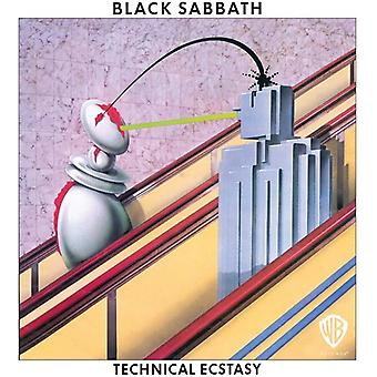 Black Sabbath - technische Ecstasy [CD] USA importeren