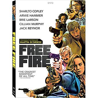 Free Fire [DVD] USA import