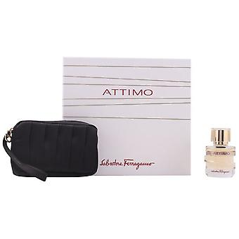 Salvatore Ferragamo Attimo Lot 2 Pcs (Woman , Perfume , Women´s Perfumes)