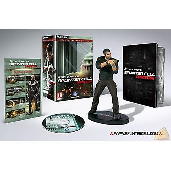 Splinter Cell Conviction Limited Edition Collector (PC DVD) (ouragan)