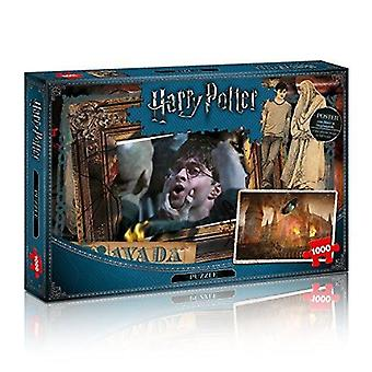 Winning Moves Harry Potter Avada Kadavra Jigsaw Puzzle - 1000 Pieces