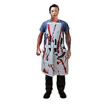 Bleeding Apron W/ 4 Weapons