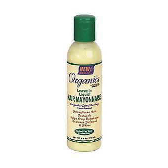 Afrikas bedste Organics væske hår Mayonnaise 177ml