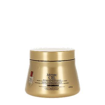 L'Oreal Mythic Oil Rich Mask With Argan Oils For Thick Hair 200ml