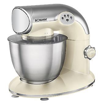 Bomann Kneader mixer KM 305 cream 1200W 5.6 litres