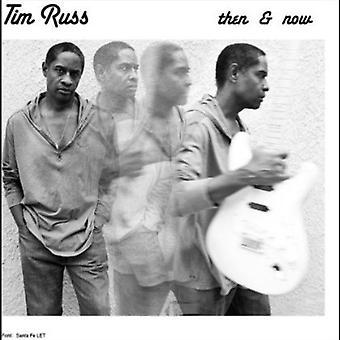 Tim Russ - dan & nu [CD] USA import