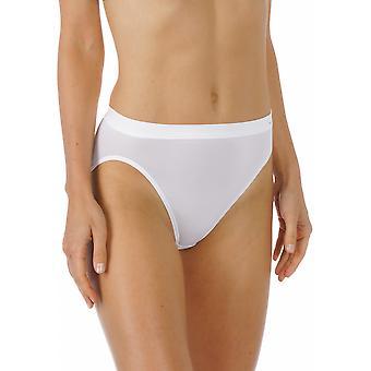 Emotion couleur unie blanche culotte Panty bref Mey 59201-1 féminin