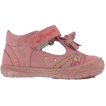 Primigi Girls 1410311 PBD 14103 T-bar Shoes Pink