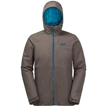 Jack Wolfskin Mens Chilly Morning Jacket Waterproof Sport ?lothing