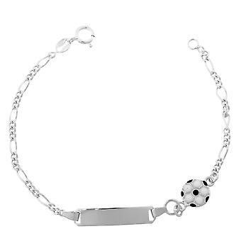 Orphelia argento 925 bambini bracciale calcio ZA-7155