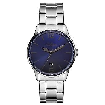s.Oliver Мужские наручные часы аналоговые SO-15160-MQR