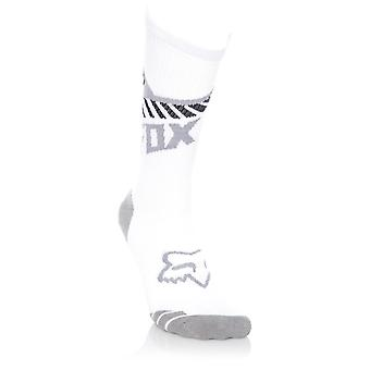 Fox White Core Crew Pack of 3 Socks